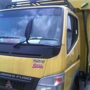 Mitsubishi Canter Truck Bak Kayu Fe 74S 125Ps 6 Ban