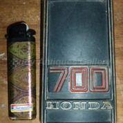 Emblem Depan Honda C700 Original Second