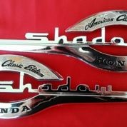 Emblem Motor Honda Shadow