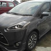 Ready Sienta Q CVT Grey Mica Metalik Free Acecoris/Promo Dp/Cicilan Minim..Buktikan