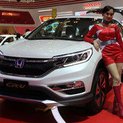 Info Simulasi All New Honda CRV Surabaya