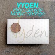 MURAH Vyden WHITE Magic Sponge For Interior Cleaning Go Green Cukup Dgn Air
