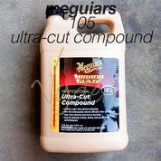 MURAH Meguiars M105 Ultra-Cut Compound - 250ml Dispenser Bottle | Best USA
