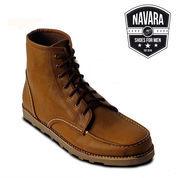 Navara Ankle Boots Brown (9910291) di Kota Bandung