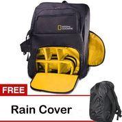 Universal Tas Kamera Backpack/Ransel Kode G National Geographic