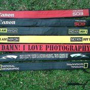 Strap Kamera/Neck Strap Murah Berkualitas