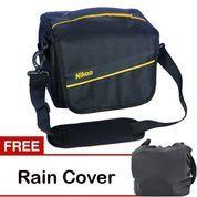 Universal Tas Kamera Slempang Kode H Nikon