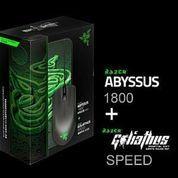 Razer Abyssus 1800 Bundle Goliathus Small Speed (9951499) di Kota Jakarta Barat