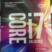 Intel Core I7 7700K Box LGA 1151 7th Generation Kabylake