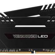 Corsair Vengeance LED WHITE DDR4 CMU32GX4M2C3200C16(2X16GB) (9952283) di Kota Jakarta Barat