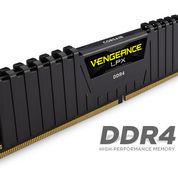 Corsair Vengeance LPX DDR4 32GB(2x16GB) 3000Mhz-CMK32GX4M2B3000C15 (9952331) di Kota Jakarta Barat