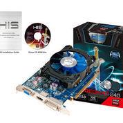 HIS AMD Radeon R7 240 iCooler Boost Clock 1GB DDR5 128BIT (9953409) di Kota Jakarta Barat