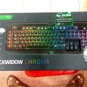 Razer Blackwidow Ultimate Chroma 2nd Like New Fullset RGB (9956435) di Kota Jakarta Barat