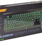 Razer Blackwidow Ultimate Stealth 2014 (9959411) di Kota Jakarta Barat