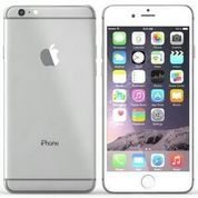 APLE IPHONE 6 PLUS SILVER(16 GB) ORIGINAL SPEK USA GARANSI INTERNATIO (9960755) di Kota Jakarta Barat