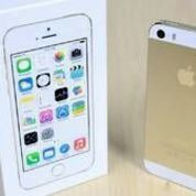 IPHONE 5S GOLD (32GB) GARANSI PLATINUM 1 TAHUN (9960769) di Kota Jakarta Barat