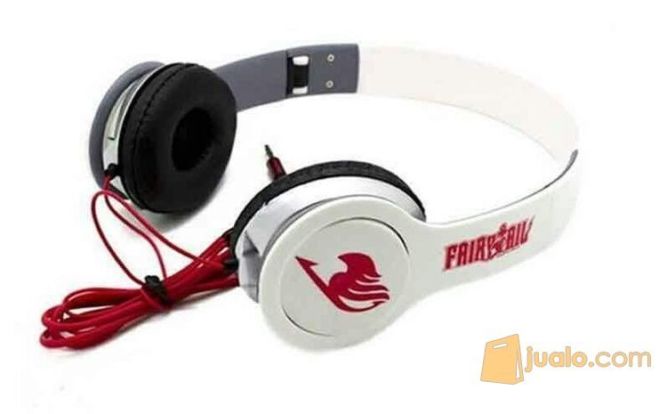 Headphone Fairytail (10000331) di Kota Bandung