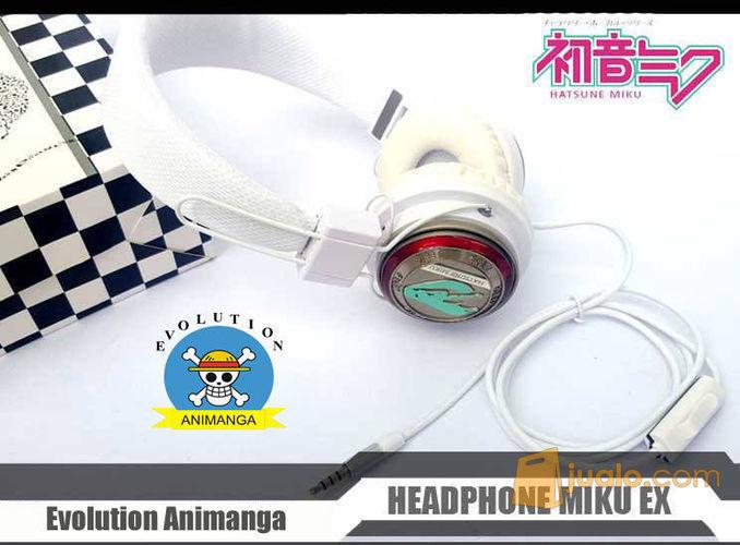 Headphone Miku Ex (10000999) di Kota Bandung