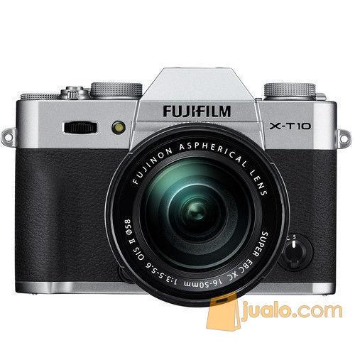 Kamera Fujifilm X-T10 / XT10 Kit 18-135mm (10024449) di Kota Jakarta Barat