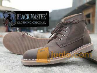 Black Master Zara Boot Black Brown (10038089) di Kota Bandung