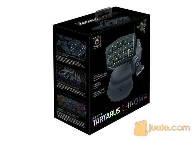 Keyboard Razer Tartarus Chroma - RGB Mechanical Gaming Keyboard (10060895) di Kota Jakarta Barat