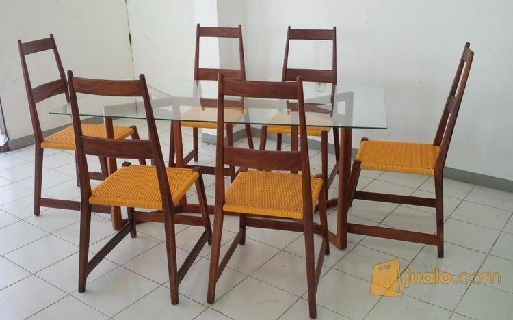 Meja Makan Minimalis Kaca Kab Bandung Barat Jualo