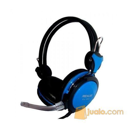 Headphone Rexus RX-995 (10176331) di Kota Jakarta Barat