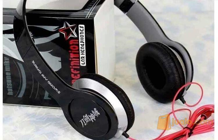 Headphone SAO Headphone (10177321) di Kota Bandung