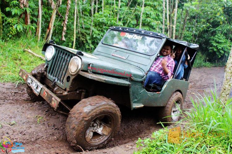 Merapi Volcano Tour Jeep, Volcano Tour Yogyakarta (10220203) di Kab. Sleman