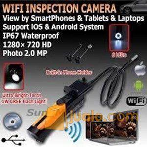 Borescope wp200hd wif elektronik peralatan elektronik 10282129