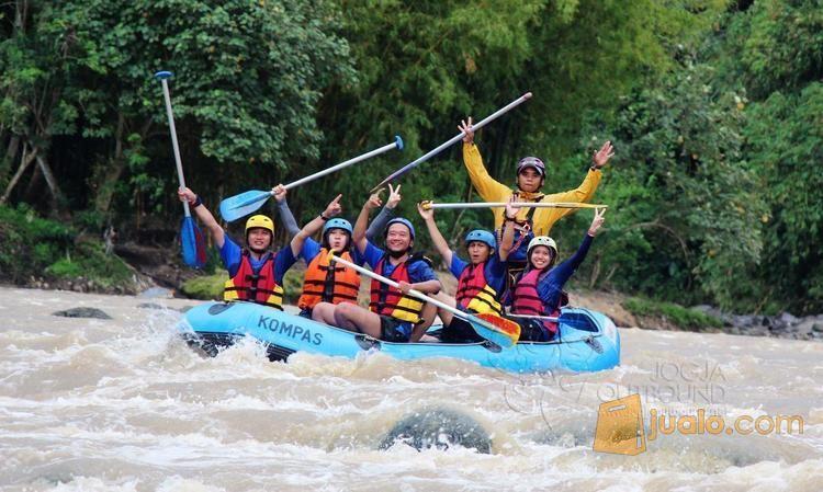 Arung Jeram Sungai Elo Jogja, Arung Jeram Daerah Jogja (10324269) di Kab. Bantul