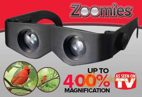 Zoomies Kacamata Zoom 400% magnification / magnifier ( New Model ) (10507049) di Kota Jakarta Barat