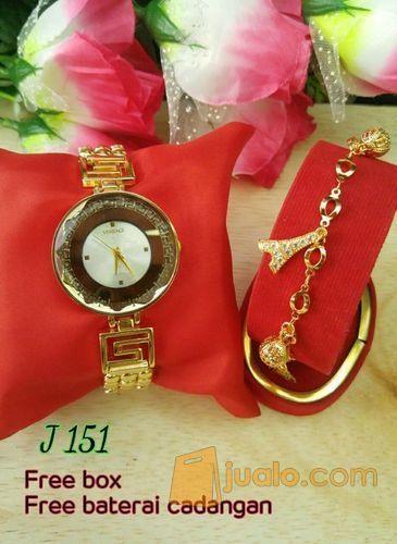 set jam tangan paket arloji (10521691) di Kab. Badung