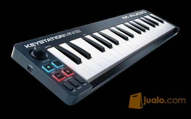 Keyboard pad contro alat musik keyboard dan piano 10593449