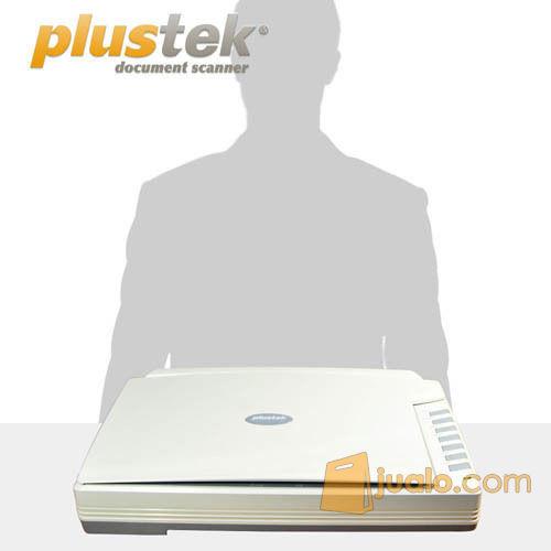 Scanner Plustek OpticPro A320L - A3+ (9 Lembar/Menit) (10637565) di Kota Jakarta Pusat