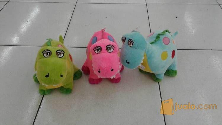 boneka Dino multi colour with rattle (10641665) di Kota Jakarta Selatan