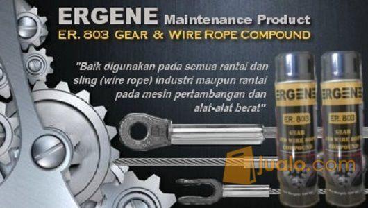 Gear & Wire Rope Lubricant Spray 500ML - Pelumas Gigi Terbuka - Rantai - Sling (10655067) di Kota Jakarta Barat