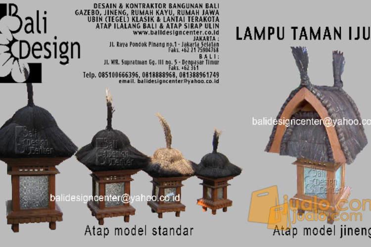 Kap Lampu Taman Ijuk Jakarta Selatan Jualo