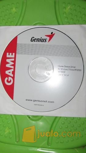 Genius Game Device Driver User's Manual (10661059) di Kota Bekasi