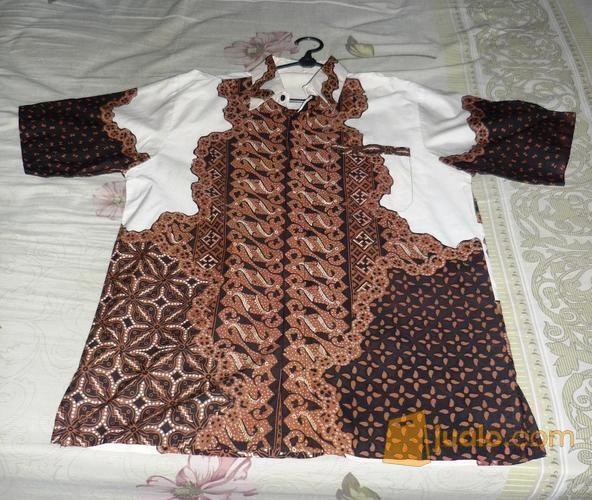 Hem Batik Lengan Pendek (10692655) di Kota Yogyakarta