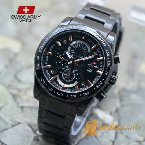 Jam tangan pria swiss mode gaya jam tangan 10699807