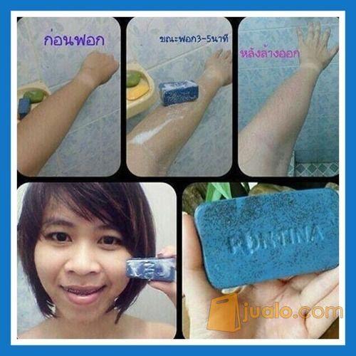 Sabun Pontina Biru Blue Pontina Soap Whitening Jakarta Barat Jualo