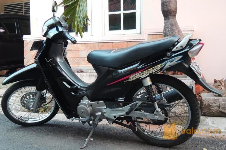 Motor Suzuki Shogun 110    Fd110