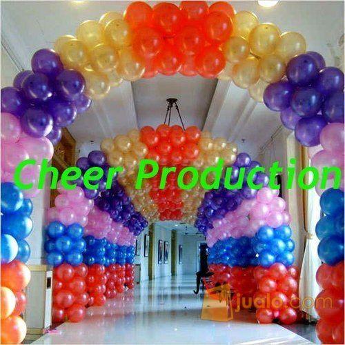 Dekorasi Balon Cheer Production (10782575) di Kota Jakarta Barat