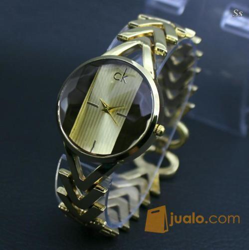 Jam tangan wanita cal mode gaya jam tangan 10893813