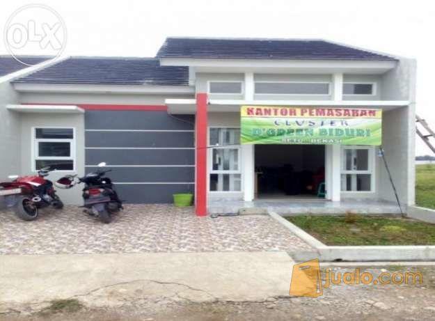 PERUMAHAN CLUSTER DAERAH CIBITUNG BEKASI / MM2100 SANGAT STARATEGIS PROMO 0 DP. (10904819) di Kota Bekasi