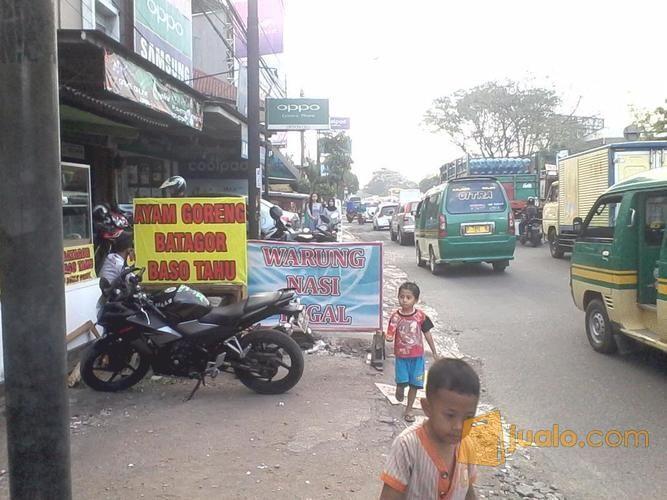 Kios Di Mainroad Jalan Moch. Toha Bandung