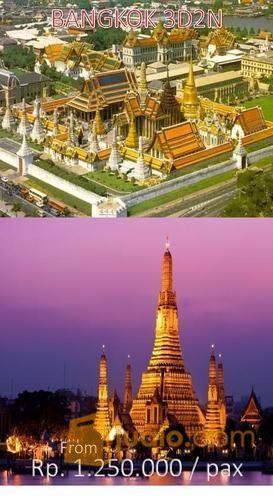 Tour Bangkok Murah (10941333) di Kota Batam