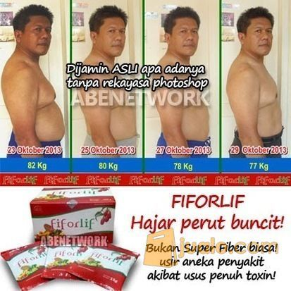 Fiforlif Jakarta Herbal Asli Obat Pelangsing Perut Buncit Penurun Berat Badan Alamiaman Pelancar Bab Detox Racun Bersihkan Usus Diet Sehat Ga Ribet Jakarta Barat Jualo