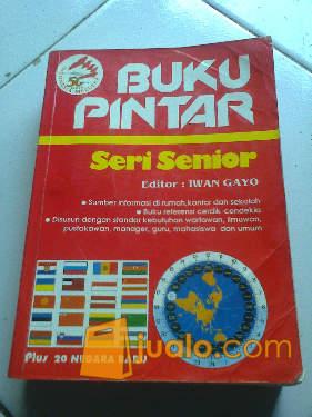 BUKU PINTAR Seri Senior / Iwan Gayo (1097260) di Kota Bandung